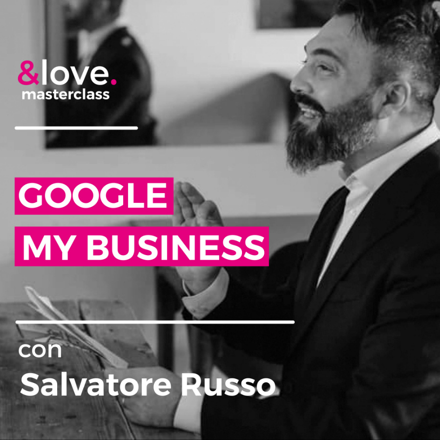masterclass 2020 google my business salvatore russo