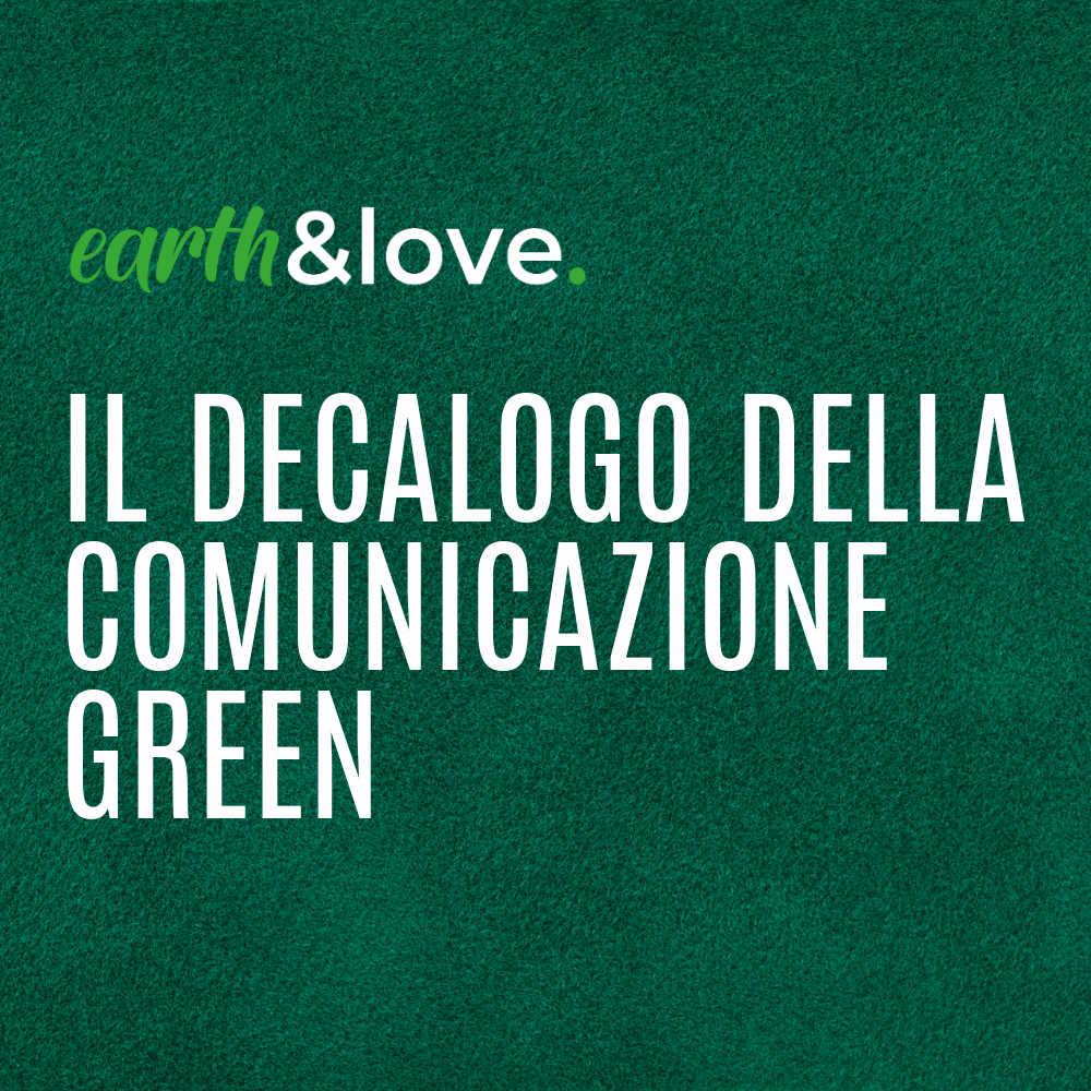 decalogo comunicazione green