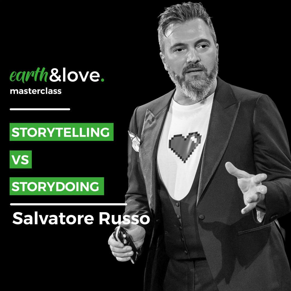 masterclass earth&love 2020 salvatore russo