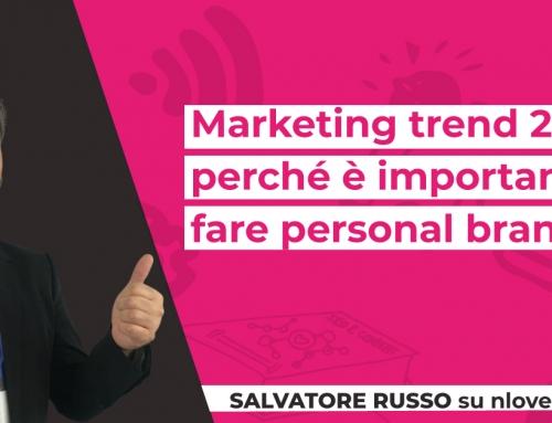 Marketing trend 2021, perché è importante fare personal branding?