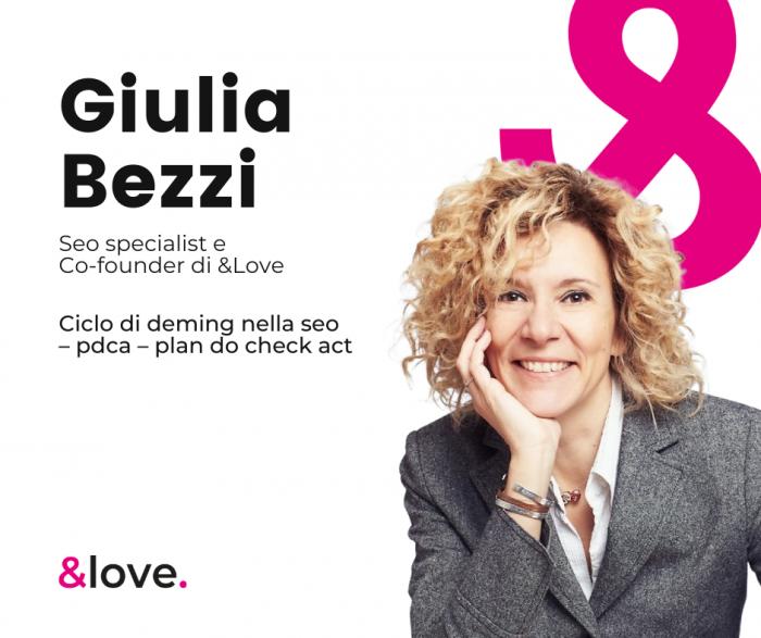 giulia bezzi &love