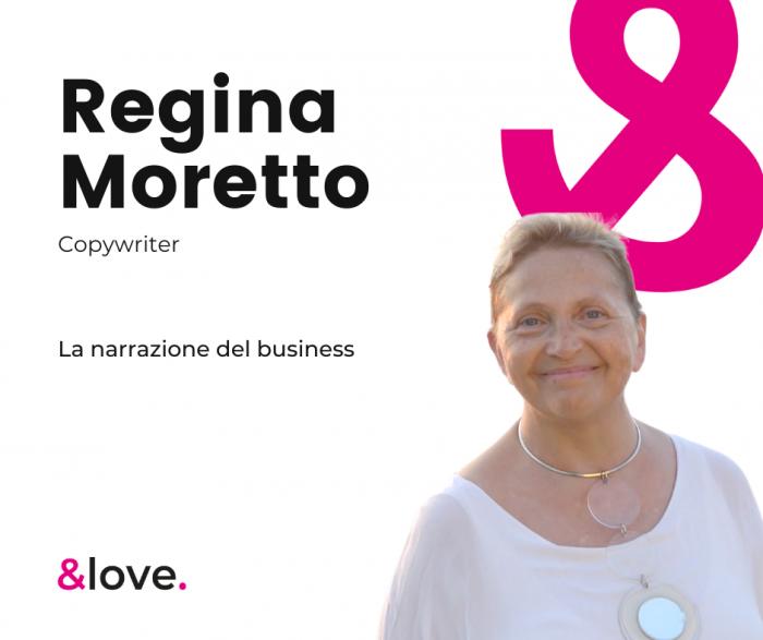 regina moretto &love