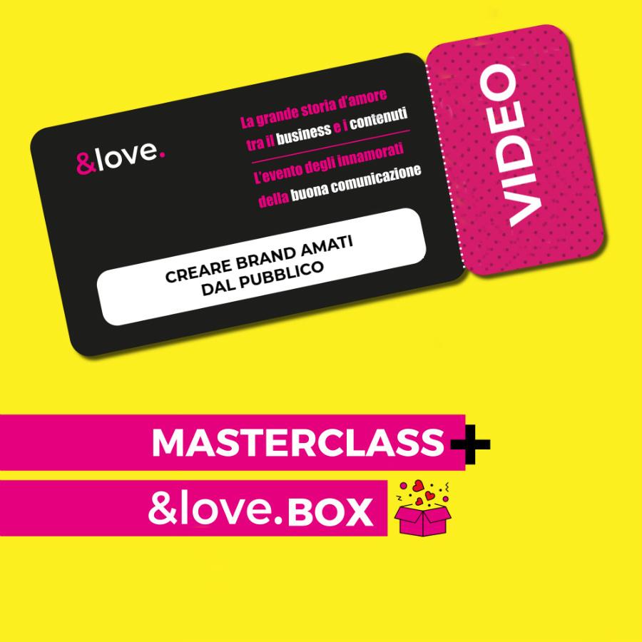masterclass &love video 2021