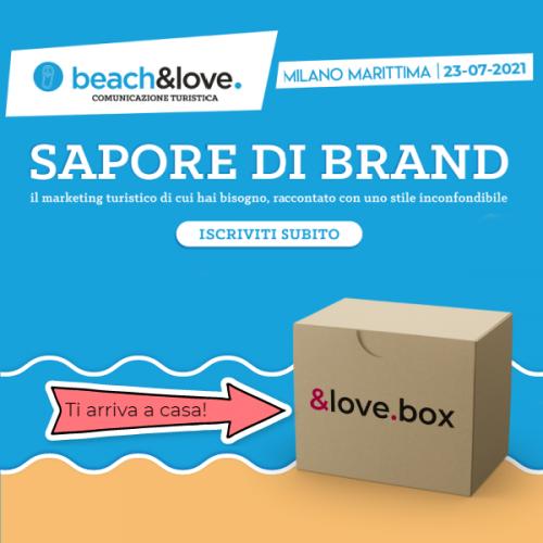 beach&love 23 luglio 2021